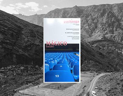 Pachanga · Magazine