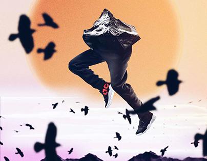 Nike ACG Concept Art