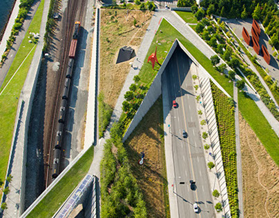 Aerial Photography - Public Parks
