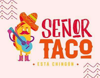 Señor Taco Branding
