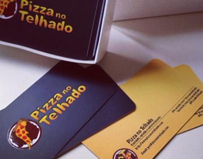 Calling Card - Pizza no Telhado