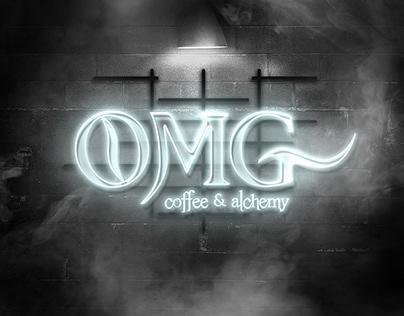 OMG Coffee & Alchemy (student work)