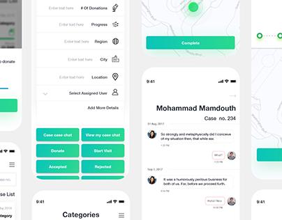 Saudi Arabia Charity App