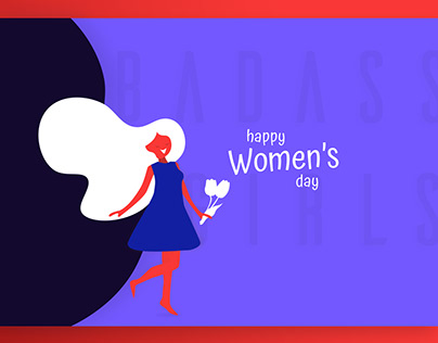 2020 Women's day graphic