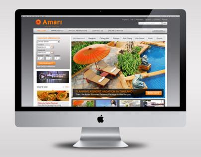 Amari Hotels & Resorts