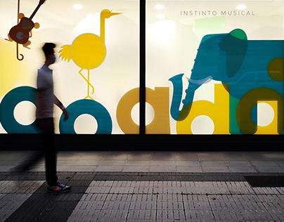 Doadó · Instinto Musical
