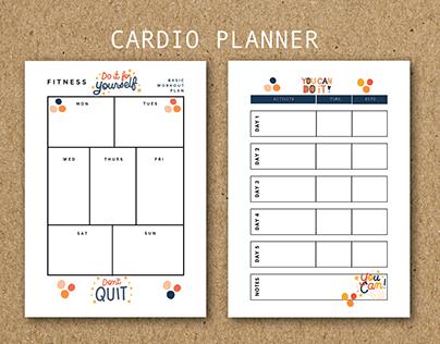 Cardio Planner