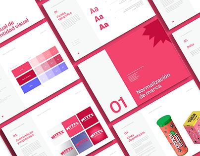 Mitts - Manual de Identidad Visual