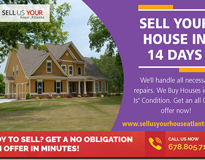 Sell Your House in 14 Days|www.sellusyourhouseatlanta.c