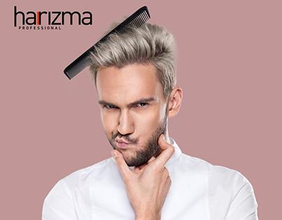 HARIZMA professional advert.