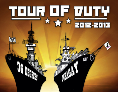 Tour of Duty (2012-2013)