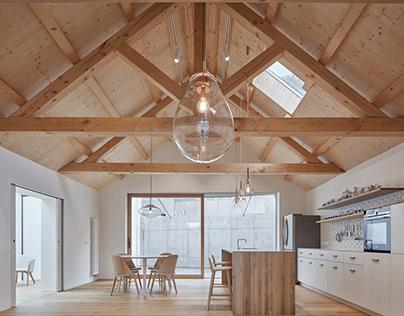Family House in Jinonice by Atelier 111 architekti