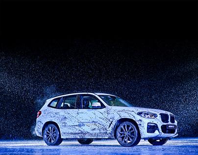 BMW X3 Launch 2018