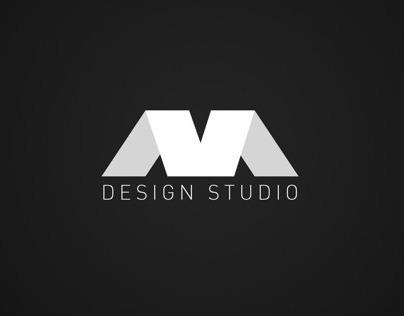 M DESIGN STUDIO - Logo Ident