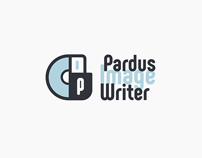 Pardus Image Writer Icon Design