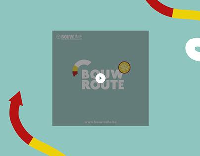 Bouwroute - Promo video