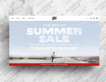IGWM - End of Summer Sale Promotional Assets