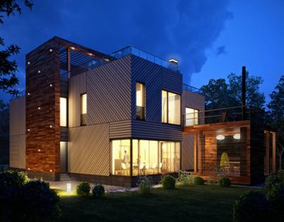 Dwelling house 335 sq m