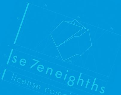 seven/eihths