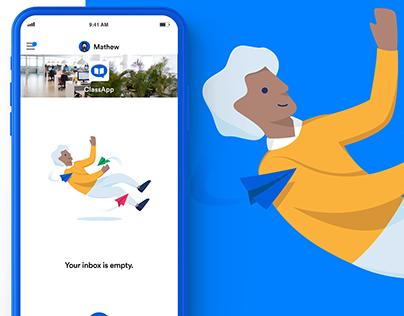 App Illustrations   ClassApp