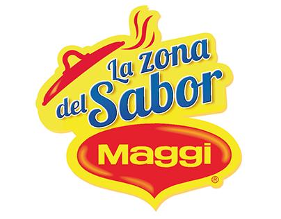 Maggi Nestlé, la zona del Sabor : Módulo AASS
