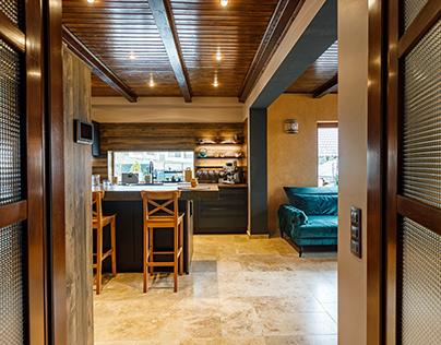 Video kitchen design