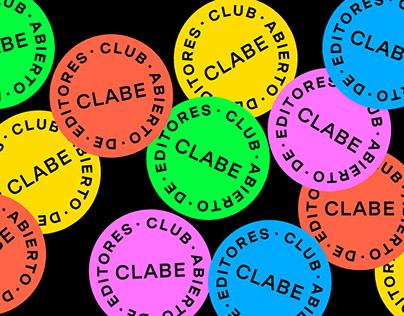 CLABE. Club Abierto de Editores