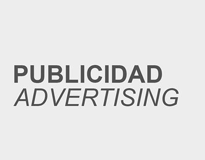 Publicidad | Advertising