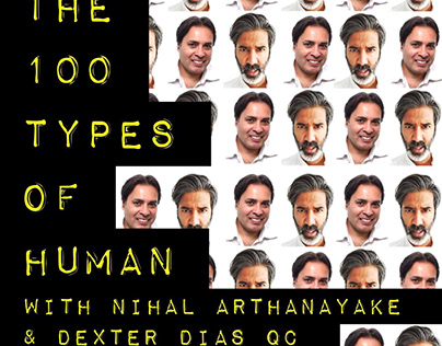 The 100 Types of Human Podcast Thumbnail