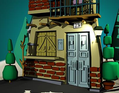 The House - 3D