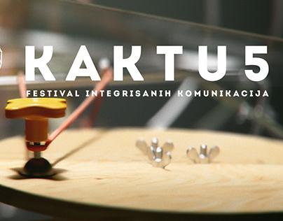 KAKTU5 Festival Intro