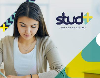 Stud+ - Identidade Visual