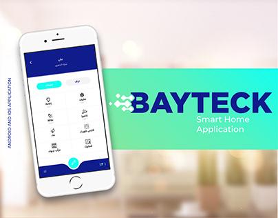 Baytek: Smart Home App