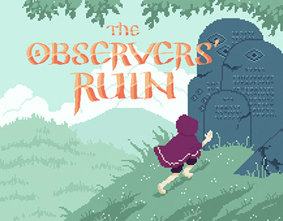 The Observers Ruin - 2D Game