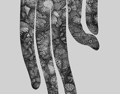 Hand & Kirin