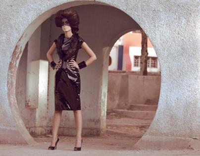 Enigma mag fashion shoot 2012