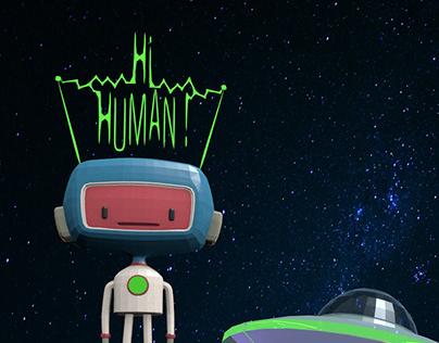 Hi human¡