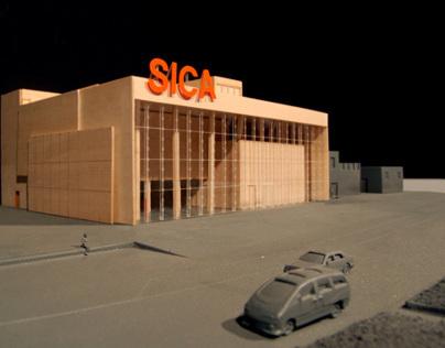 SICA_Sharjah Institution of Contemporary Art_Fall 2010