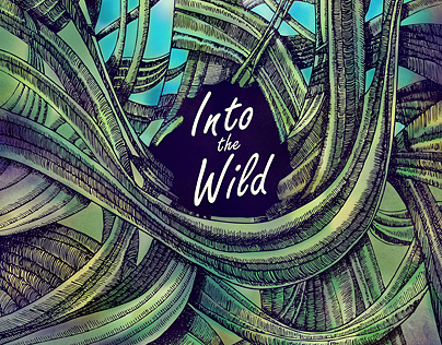 'Into The Wild' Poster Design