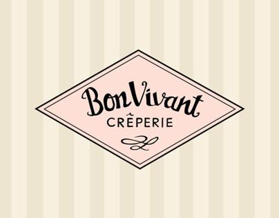 Bon Vivant Package Design