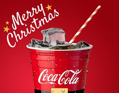 Unofficial Coca Cola plastic cup Idea