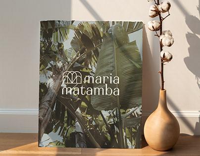 [branding] Maria Matamba