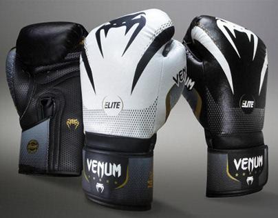 Luva Venum Elite New BR 2.0