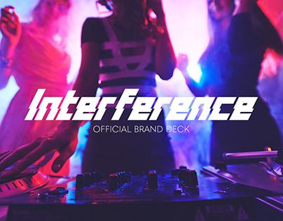 Interference Brand & Identity Design
