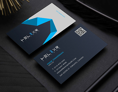 Business Card Designs (Summer 2019)