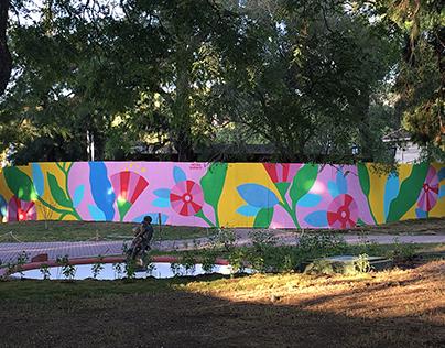 Ecoparque Mural / COLORBA