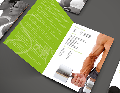 Sam's Gym Brochure