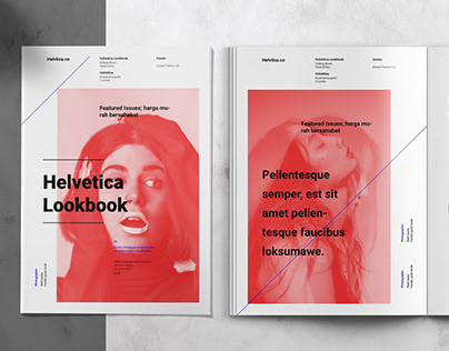 Lookbook / Catalog Template