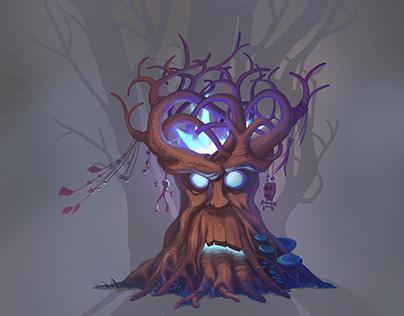 Witchwood Idol