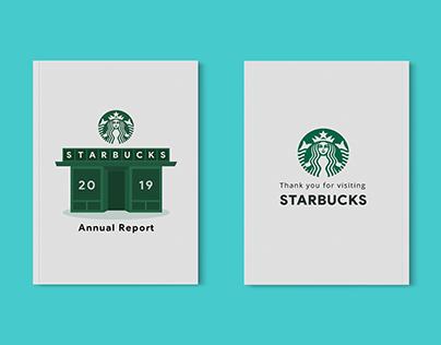 Starbucks Annual Report | Publication